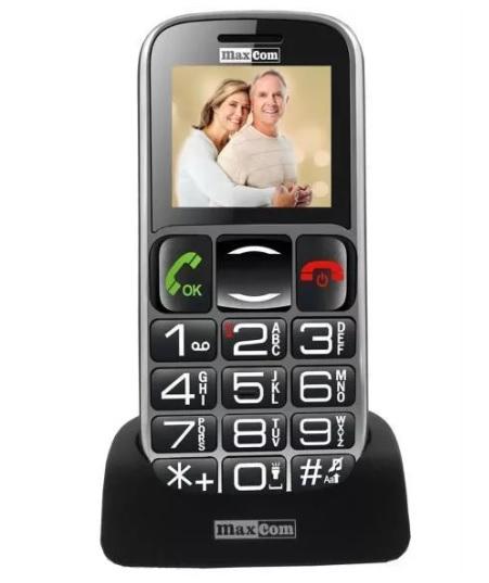 jaki telefon dla seniora polecacie
