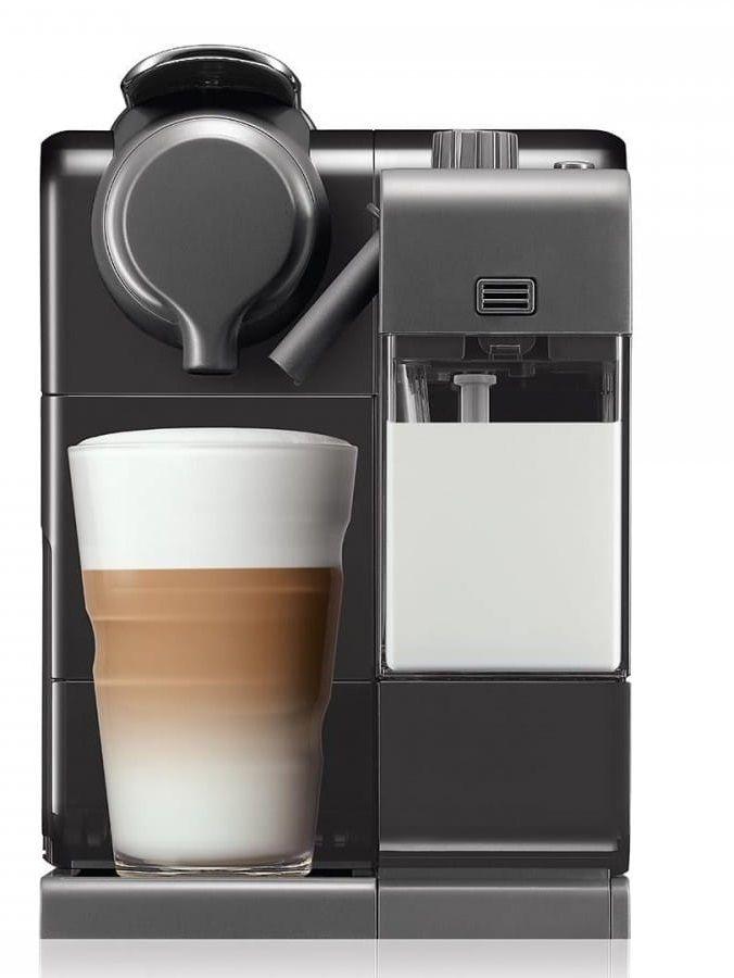 DeLonghi Nespresso Lattissima Touch opinie