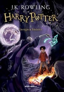 harry potter i insygnia śmierci książka