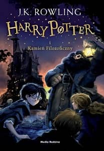 harry potter i kamien filozoficzny książka