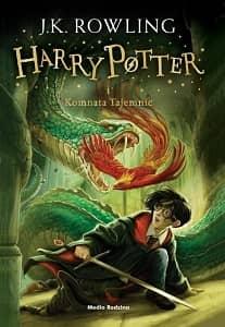 harry potter i komnata tajemnic książka