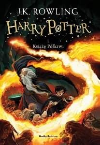 harry potter i książe półkrwi książka
