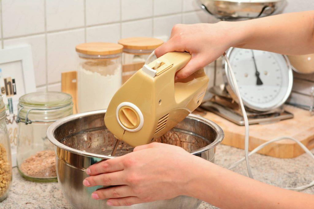 Jak wyczyścić mikser kuchenny